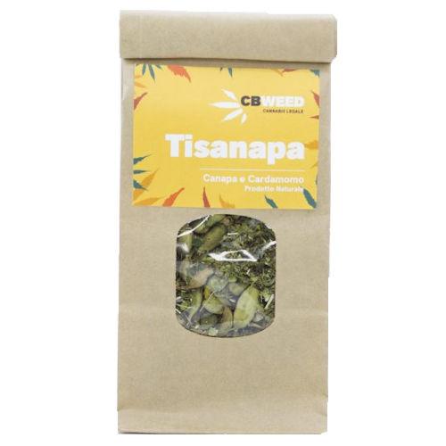 konopna herbatka z kardamonem