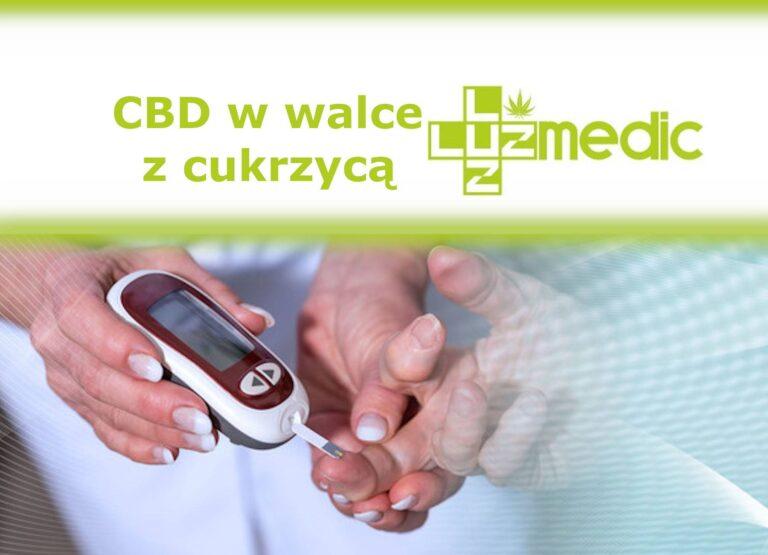 CBD pomaga cierpiącym na cukrzycę