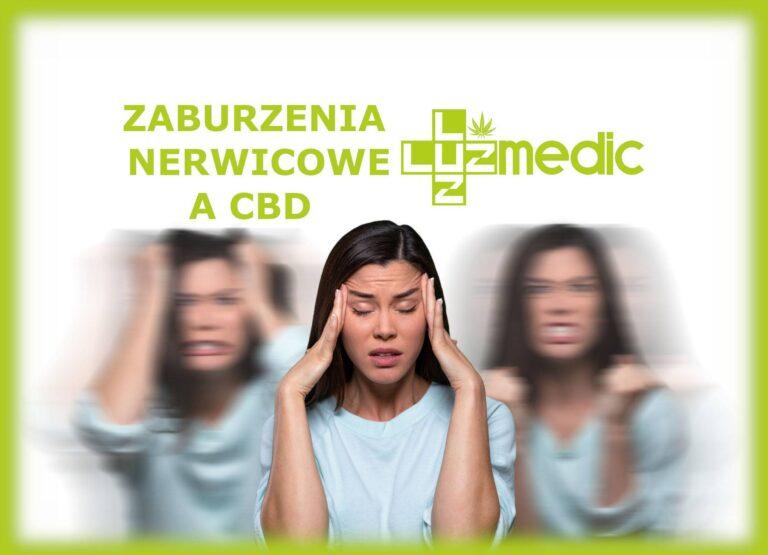 Zaburzenia nerwicowe a CBD