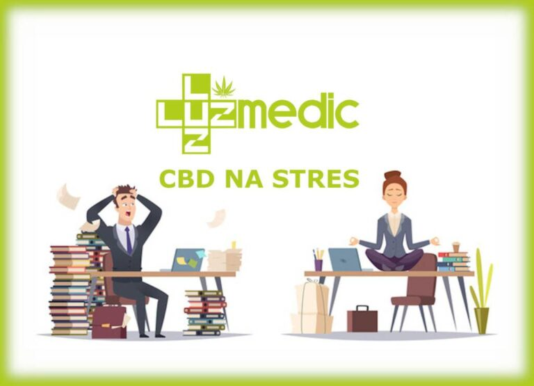 CBD na stres
