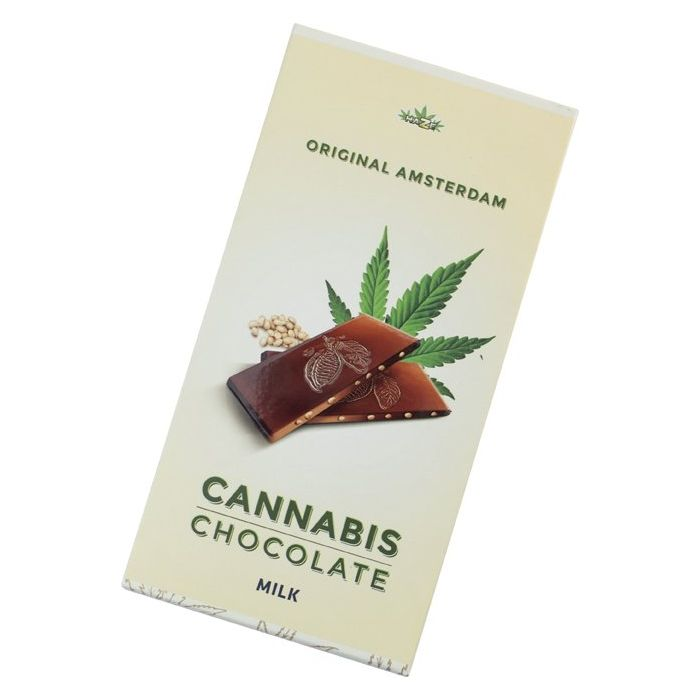 mleczna czekolada z nasionami konopi to idealna propozycja dla osób, które uwielbiają słodycze i dbają o to, aby były one wysokiej jakości