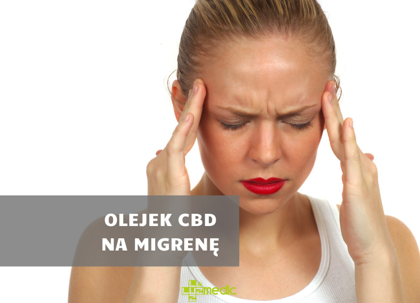 olejek cbd na migrenę