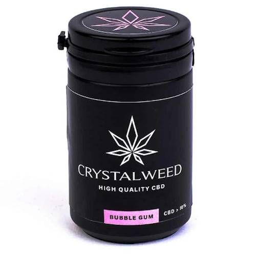 crystalweed bubble gum na strone