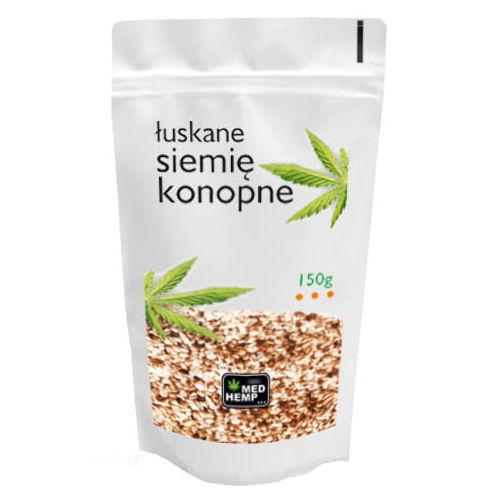 nasiona konopne 150g