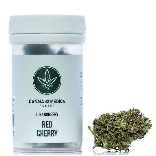 susz konopny red cherry 1