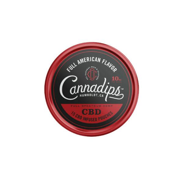 cannadips cynamon czekolada
