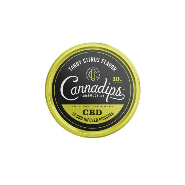 cannadips cytrusowe