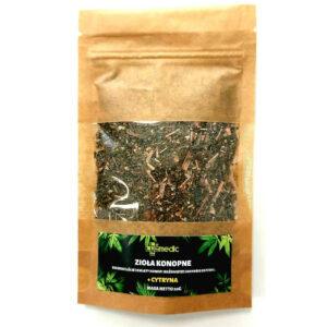 herbata konopna cytrynowa luuz medic