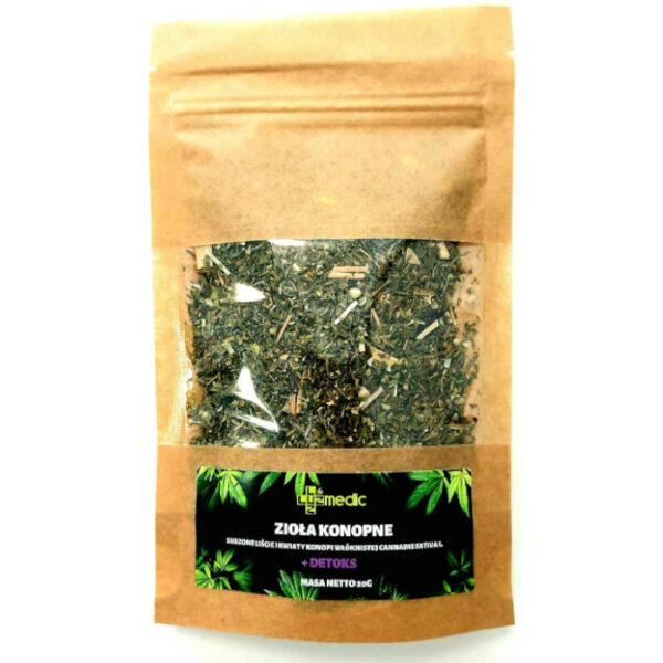 herbata konopna detoks luuz medic